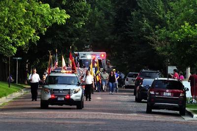 Mount Carroll Parade (07-04-15)
