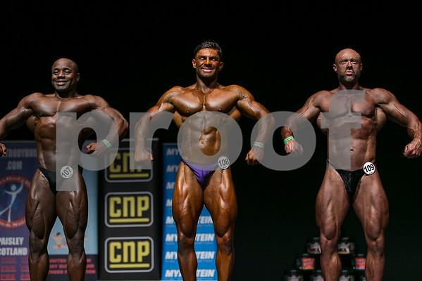 Bodybuilding up to 80kg