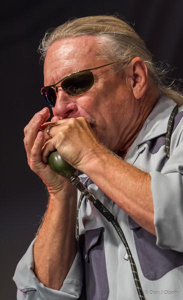 Steve Boom Boom Vonderharr, The Last Waltz Annual Summer Show at Como Pavilion