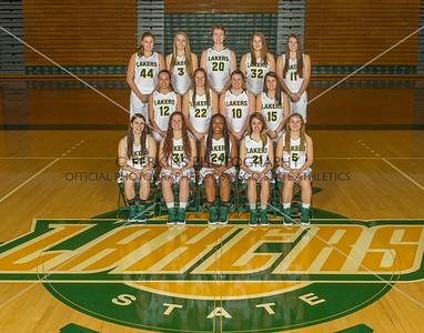 Women's Basketball Team 2016-17