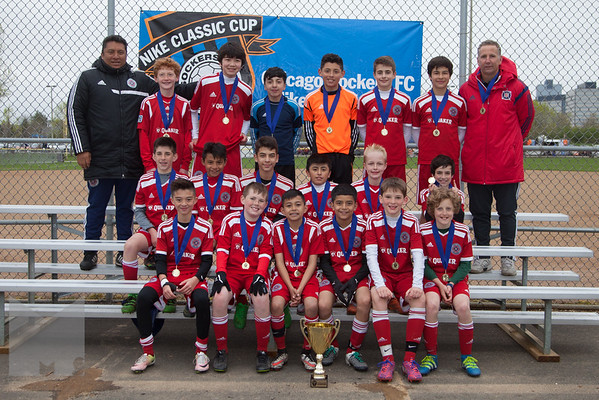 Nike Classic Cup Spring - 2016 Champions