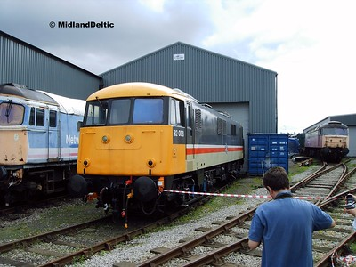 BR Class 81-85 (Roarers)