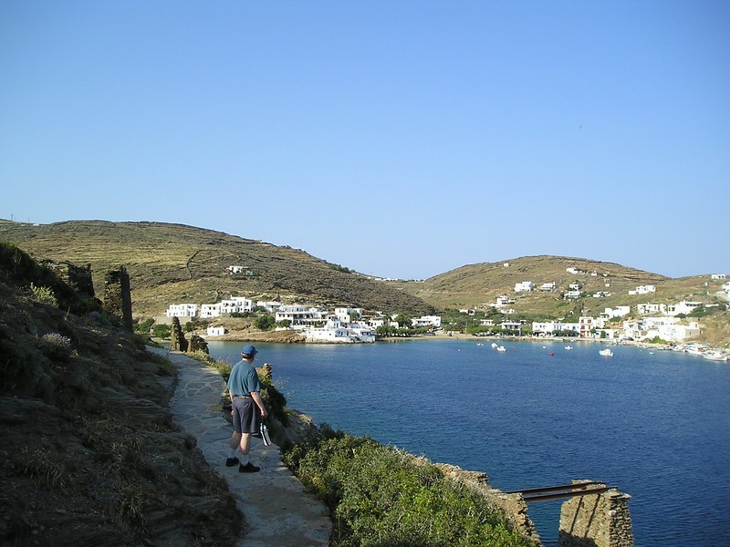 Hiking in Faros