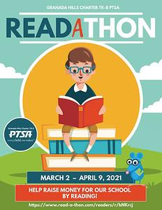 Read-A-Thon 2021