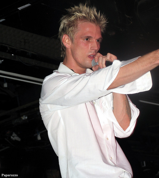 Aaron Carter Concert Photos: July 30, 2010