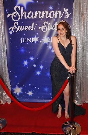 Shannon's Sweet 16