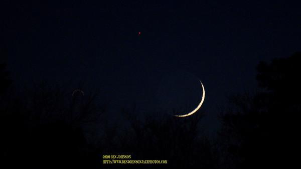 Waning Crescent New Moon November 16 2020