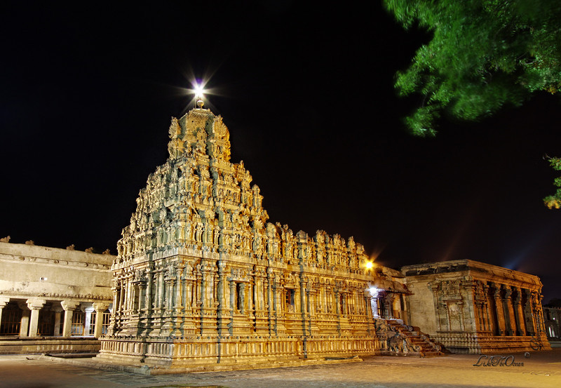 Shrine of Sri Subramanya @ Tanjore