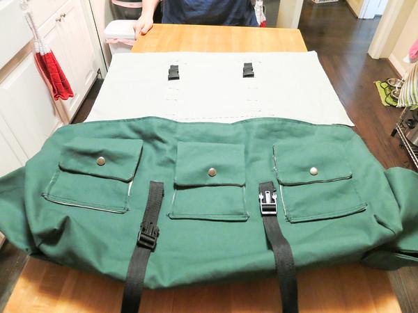 Camp Kitchen Bag