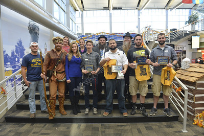 29174 Mountaineer Week Beard Growing Contest 2013