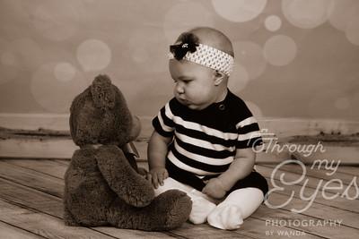 Chloe is 6 months