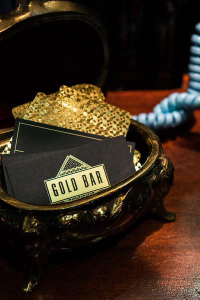 Gold Bar in South Lake Union, Seattle