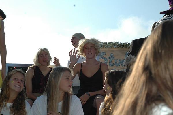 Allura's Sag Harbor Homecoming Pics  2009