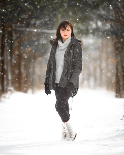 Snow 1/12/16