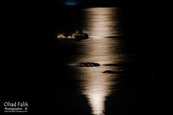 DeadSea_MoonRise_to_Sunrise