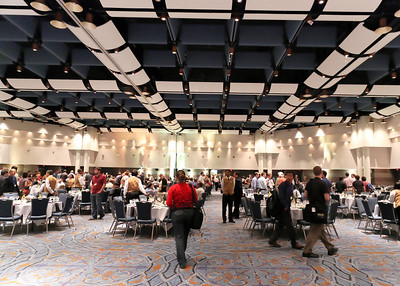 IPAC12 Conference Banquet Thursday 5 24 2012
