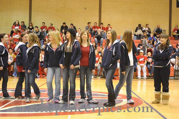 Basketball SVB vs Uintah 2-4-2011
