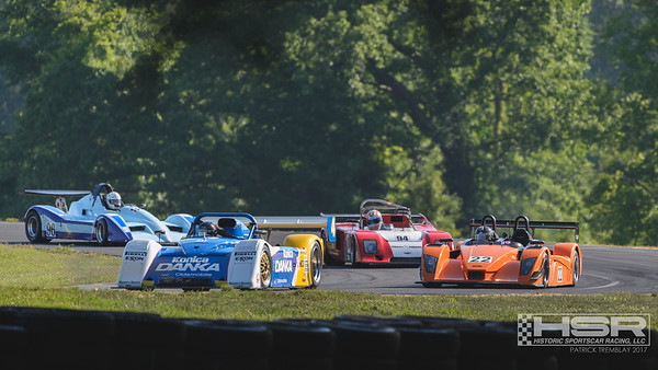 Historic Sportscar Racing