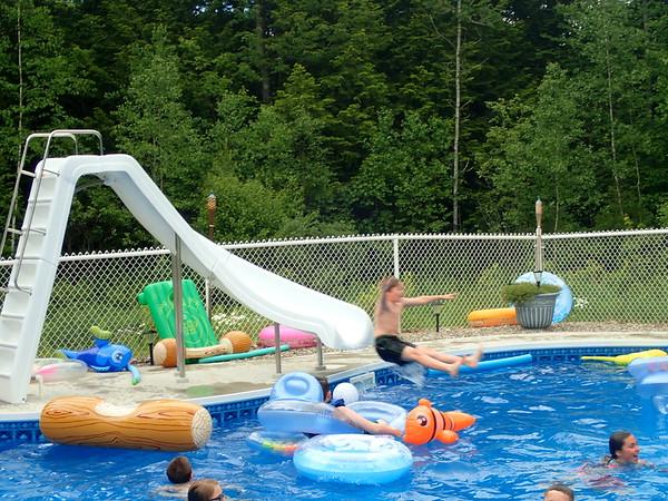Knorr Pool Party