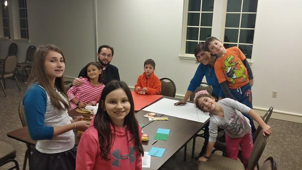 Faith and Family Wednesdays - October 22, 2014
