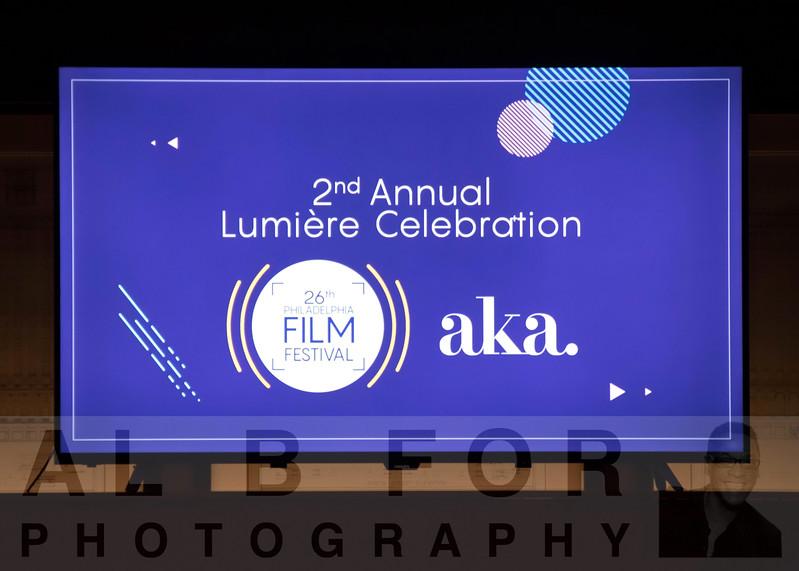 Oct 26, 2017 AKA FILM FESTIVAL