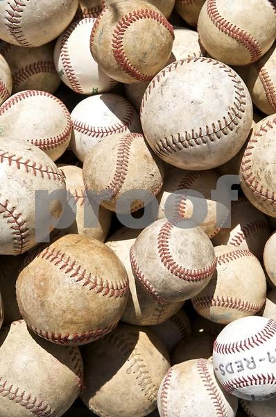 Baseballs and Softballs