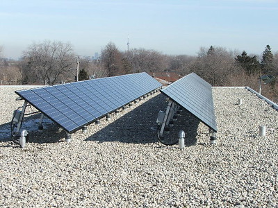 Misc PV system pics
