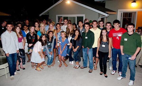 Dartmouth Class of '14 Sendoff 8/29/10