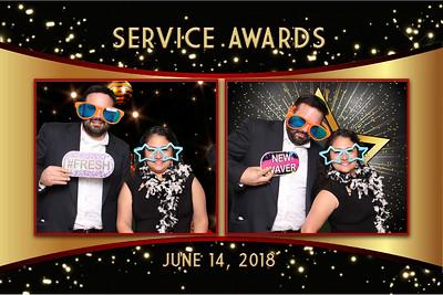 Kaiser Service Awards 2018
