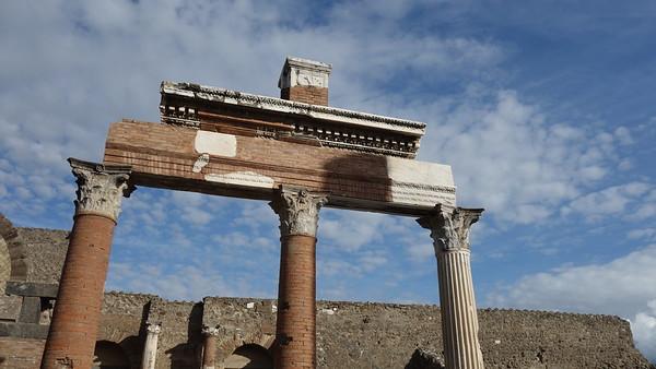 Pompeii & Ercolano