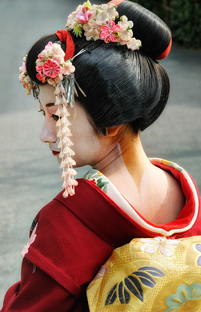 So, You want to be a Geisha?