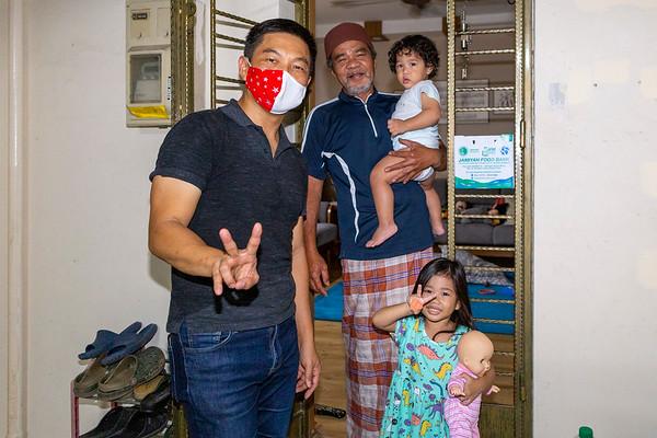 Advisor Visit @  Blk 58 Chai Chee Drive