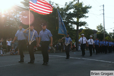 3rd Battalion Parade 2010