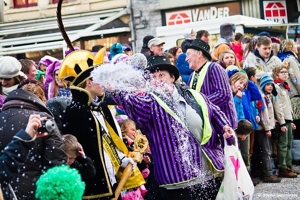 Wetteren Carnaval 2015
