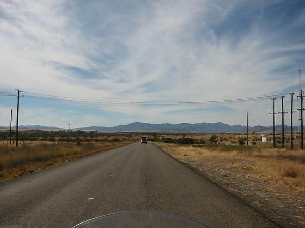 Odyssey (Mexico > Del Parral to Durango)