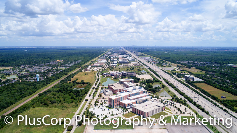 Aerial Drone Photography in Texas