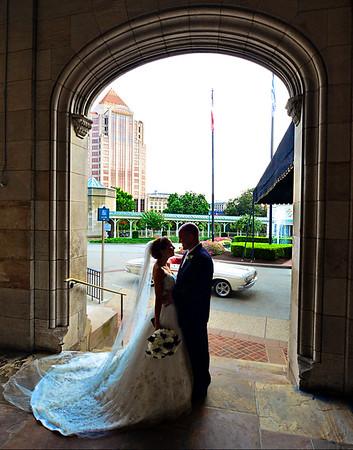 Hotel Roanoke Weddings - Stephanie & Noah