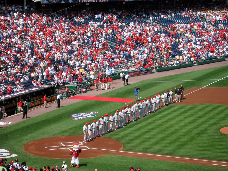 The Phillies roster