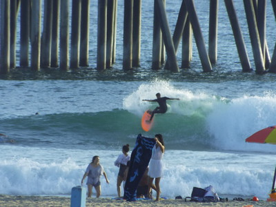 9/23/19 * DAILY SURFING PHOTOS * H.B. PIER * AFTERNOON SESSION