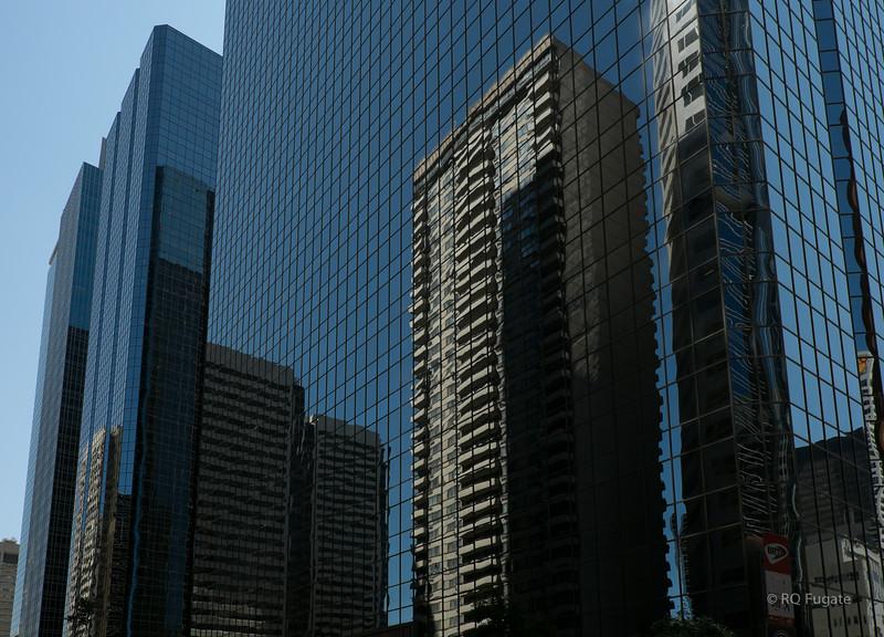 Calgary architecture.