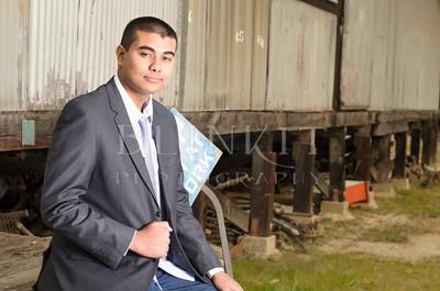 Omar Khaled HS Senior