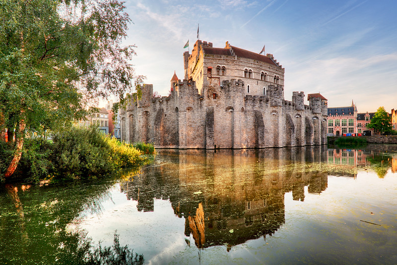 Gravensteen Castle - Things to do in Ghent