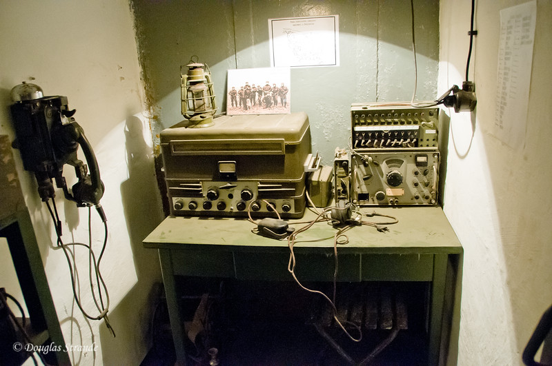 Radio room