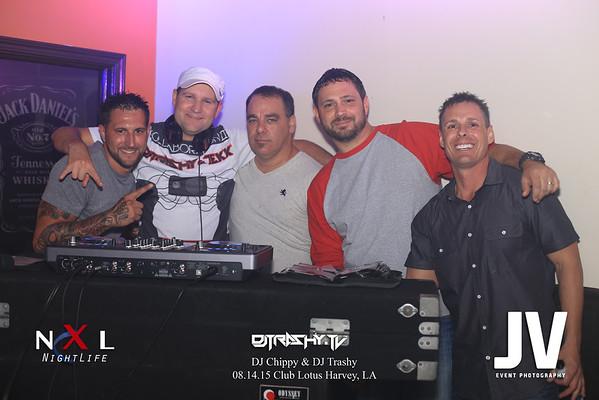 Club Lotus - DJ Chippy & Trashy 08.14.15