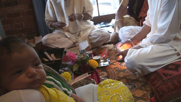 Ashutoshs' MUNDAN/NAMKARAN SAMSKAR