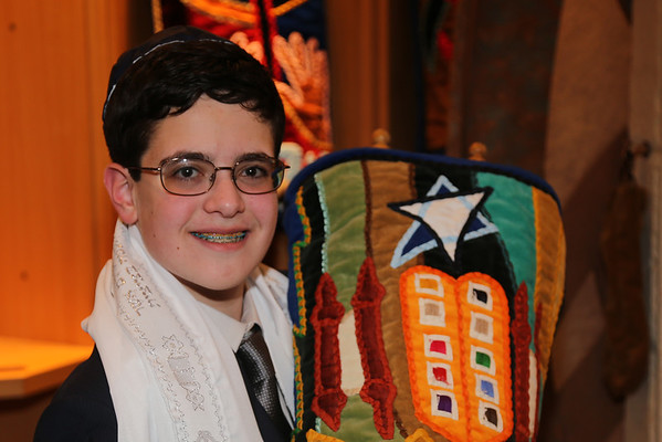 BRYAN'S MITZVAH - MAY 14, 2016