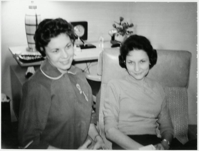 Darla Stone and Patsy Jones