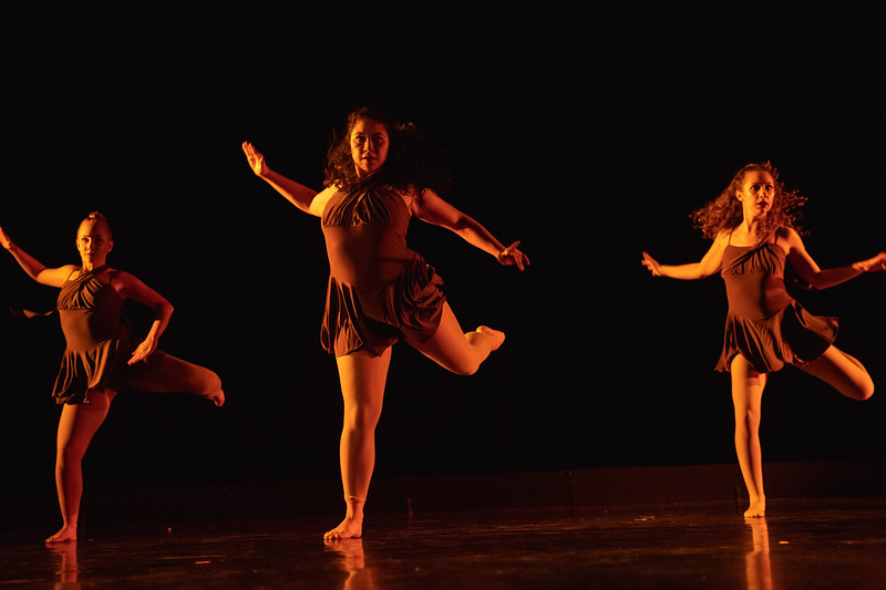 """In That Moment,"" choreographed by Caroline Fulgham, was performed in the fall 2018 Island Dance Demo."