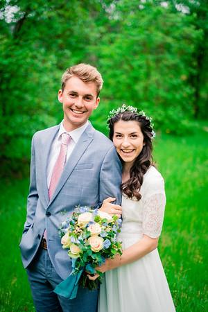 Tyler & Hannah Formals