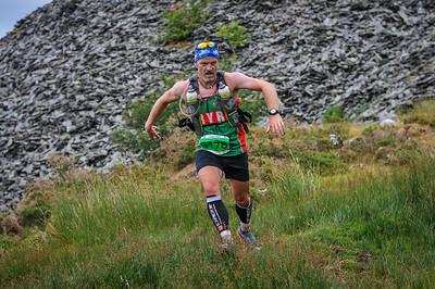 Scott Snowdonia Trail Marathon - Ultra at Rhyd Ddu